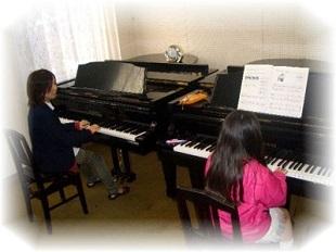 附属音楽教室のイメージ