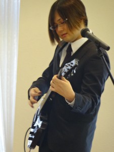 表紙ギター