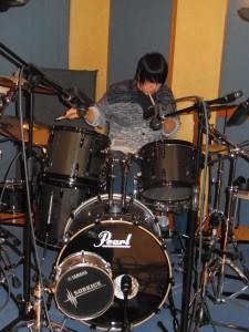 表紙ドラム